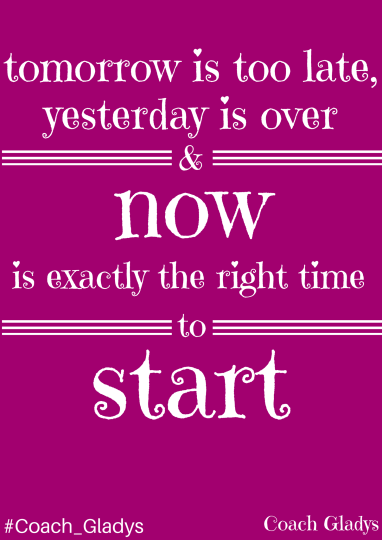 #Coach_Gladys time to start is now