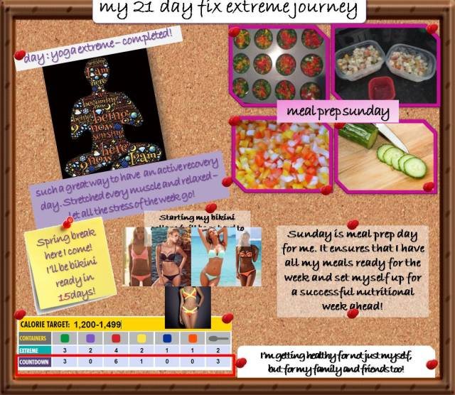 My Journey Collage Day 7